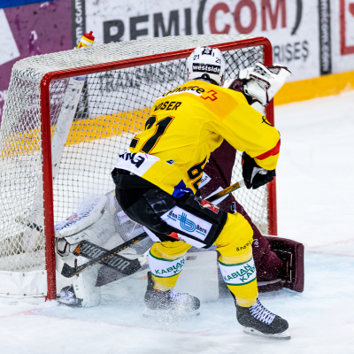 National League : Genève-Servette HC - CP Berne le 18/03/2021 (par Laurent Daspres)