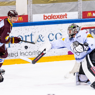 National League : Genève-Servette HC - HC Fribourg-Gottéron le 27/03/2021 (par Laurent Daspres)