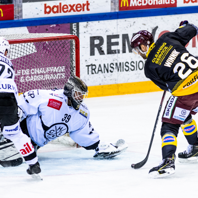 National League : Genève-Servette HC - HC Lugano le 05/04/2021 (par Laurent Daspres)